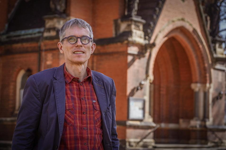 Tilmann Popp ist Superintendent des Evangelisch-Lutherischen Kirchenbezirks Bautzen-Kamenz.