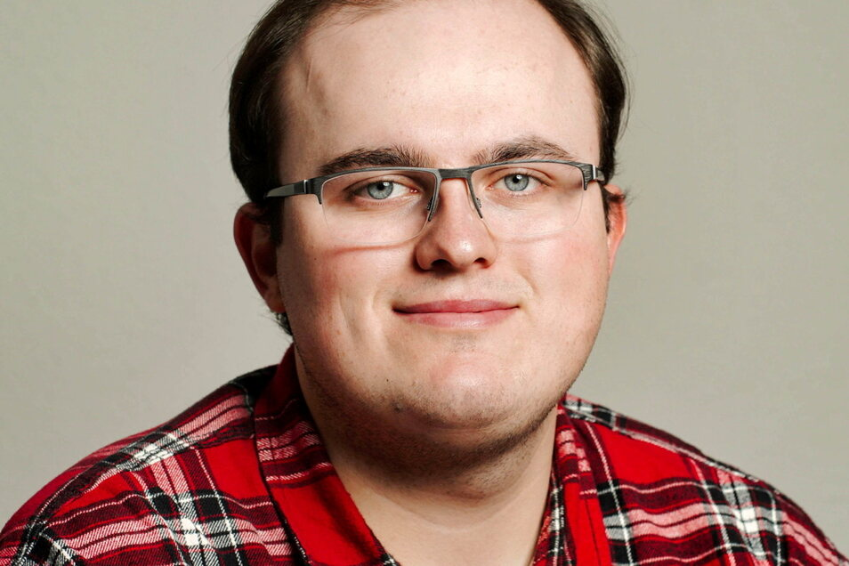Richard Walde ist ab 1. März Redakteur der Sächsischen Zeitung in Bischofswerda.