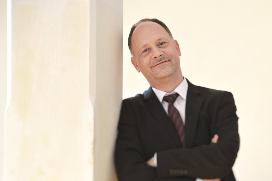 Martin Lehmann wird neuer Kreuzkantor.