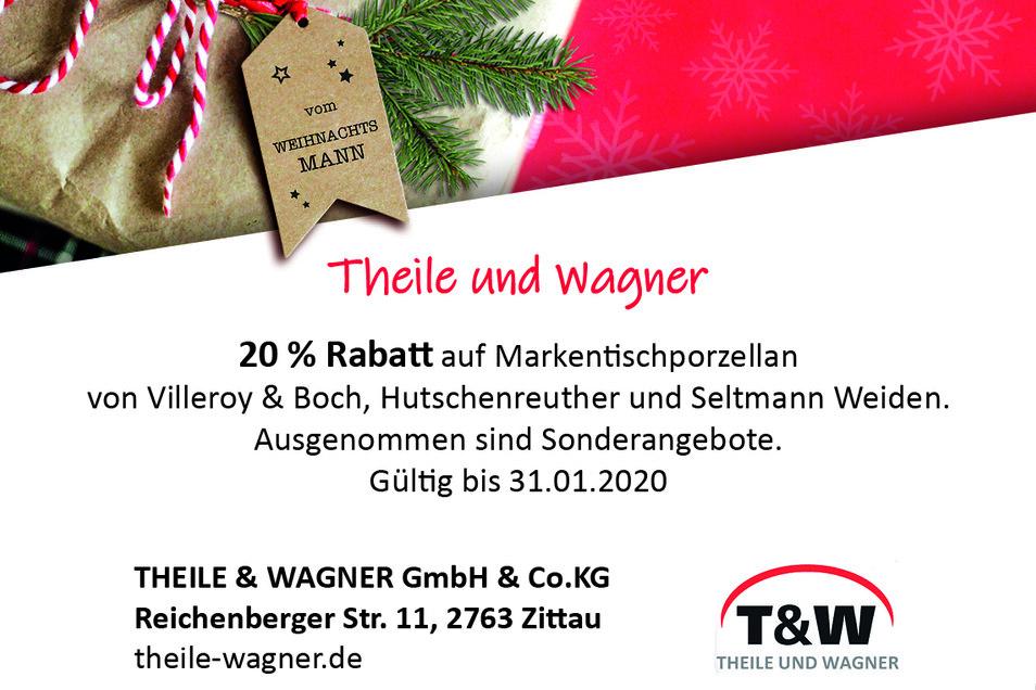 THEILE & WAGNER GmbH & Co.KG, Reichenberger Str. 11, 2763 Zittau