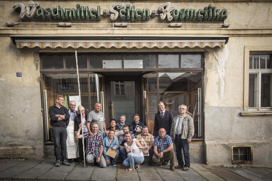 Die Nummer 13 hat kein Glück gebracht. Das Inklusionsprojekt im alten Seifenhaus in Kamenz wird aufgegeben, die Genossenschaft aufgelöst.
