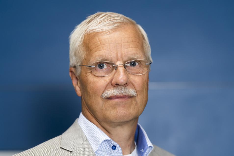 Dr. Holger Weißig,Chef der Kassenzahnärztlichen Vereinigung (KZV) Sachsen
