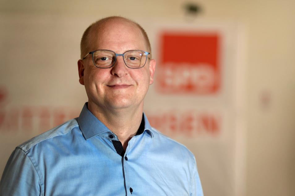 Henning Homann (SPD).