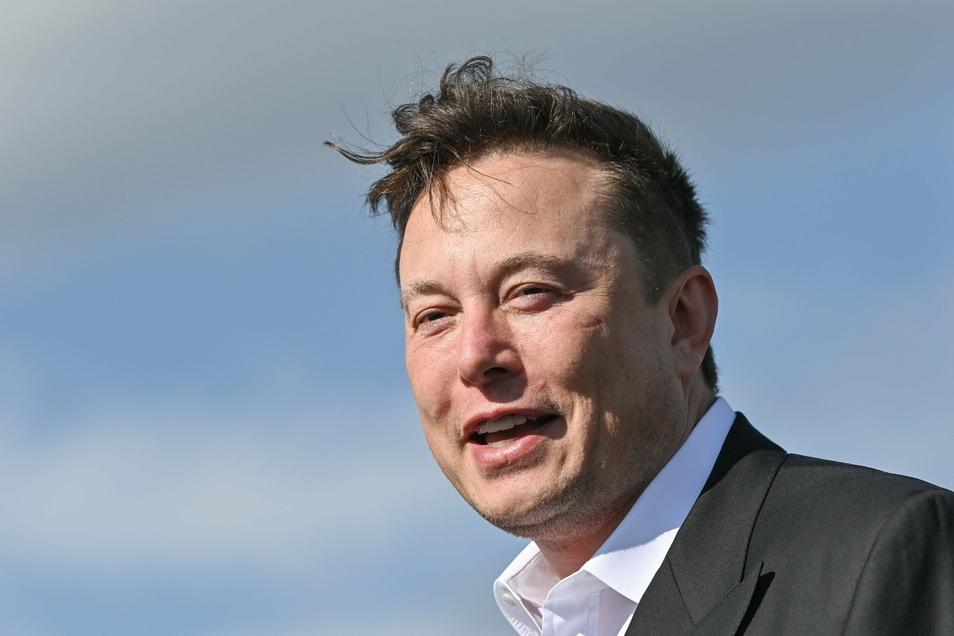 Tesla-Chef Elon Musk ist in dieser Woche erneut in Deutschland. In Berlin nimmt er am Dienstag den den Axel–Springer-Award entgegen.