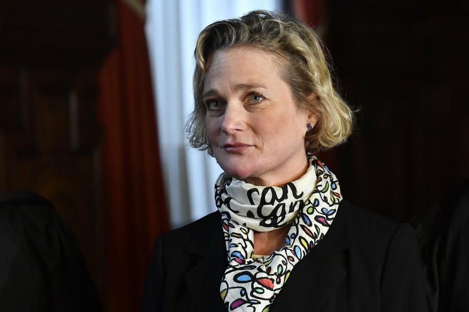 Delphine Boël ist nun offiziell als leibliche Tochter des früheren belgischen Königs anerkannt.