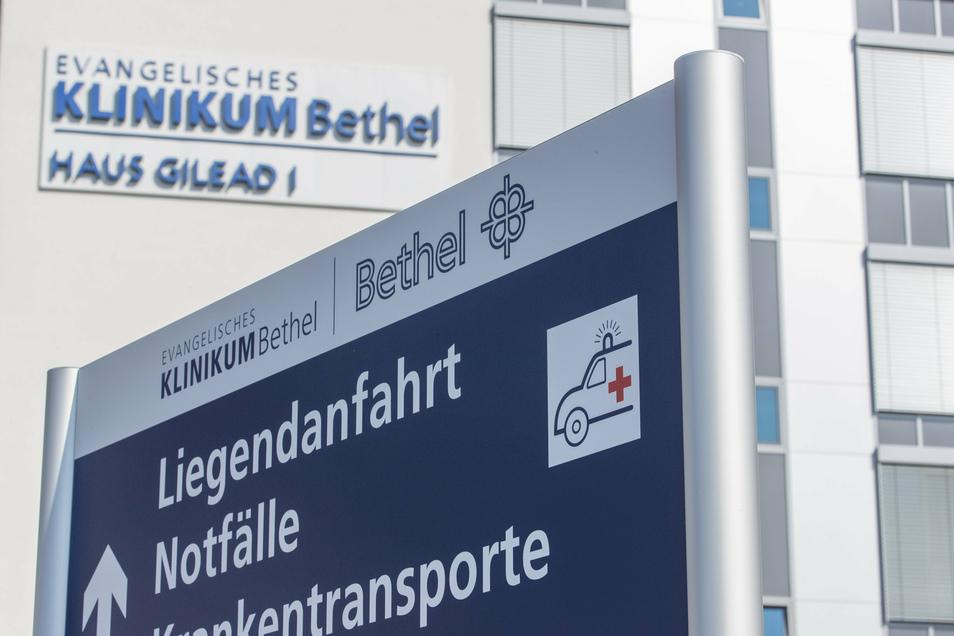 Im Evangelischen Krankenhaus Bethel war der Arzt früher beschäftigt.