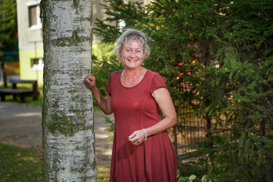 Kathrin Jork-Schulze betreut für das Jugendamt die familiäre Bereitschaftsbetreuung.