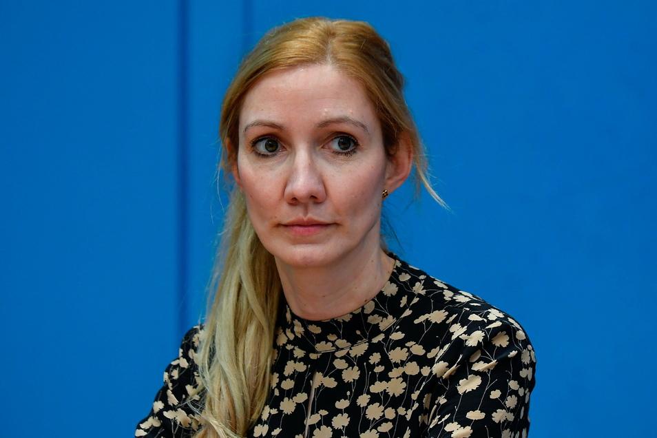 Sandra Ciesek, Medizinerin und Virologin