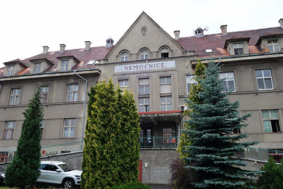 Die Klinik in Rumburk.