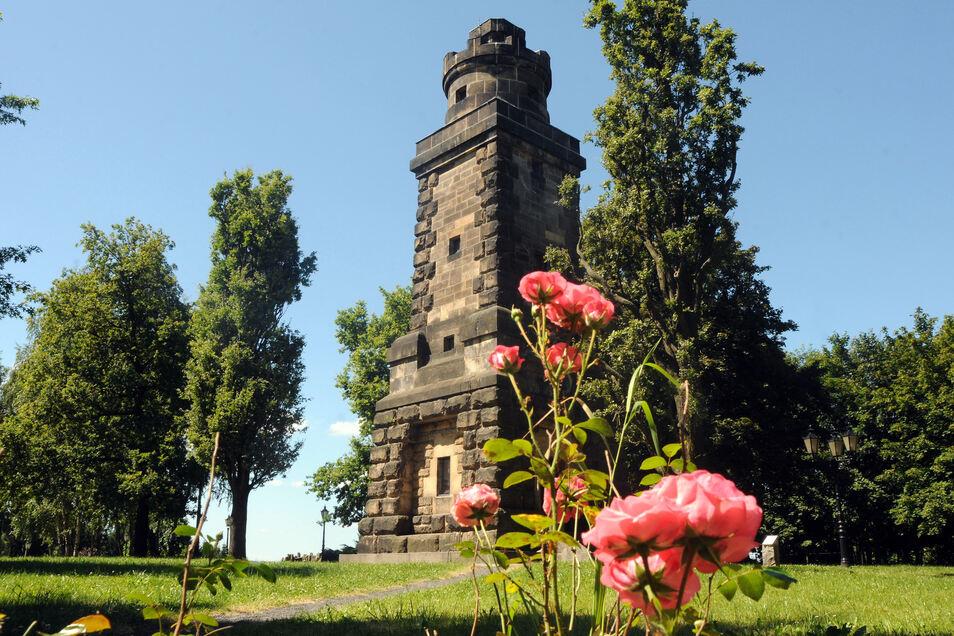 Auch der Verein Bismarckturm Neugersdorf verteilt dieses Jahr Stempel an die Radler.