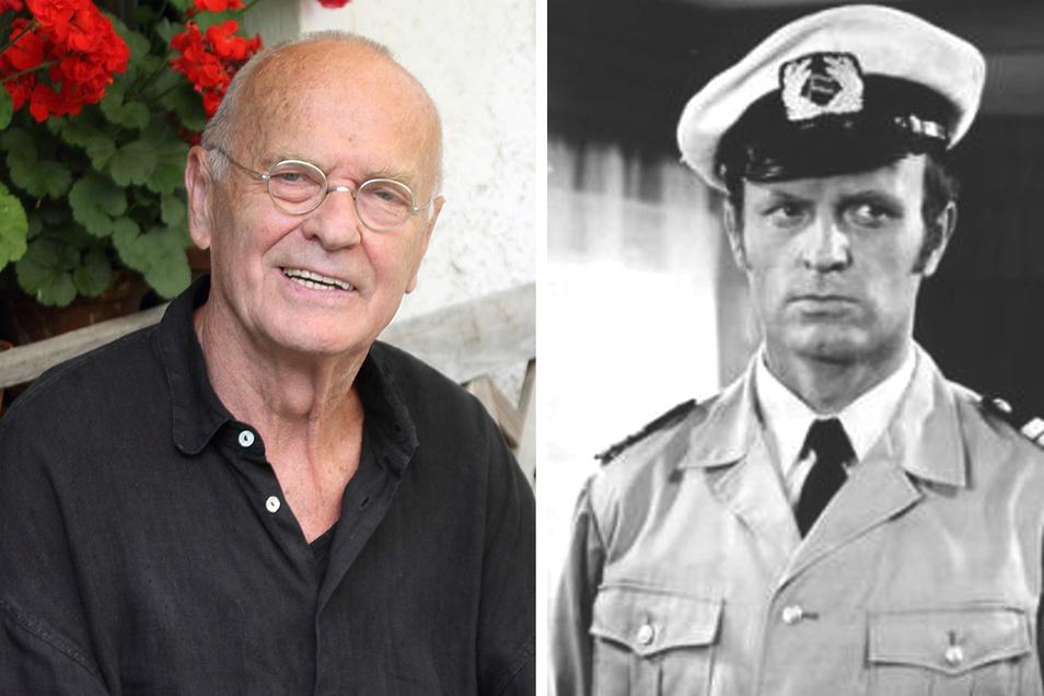 """Schauspieler Wilfried Pucher war der 1. Offizier in der DDR-Erfolgsserie """"Zur See"""". In diesem Jahr ist er 80 Jahre alt geworden."""