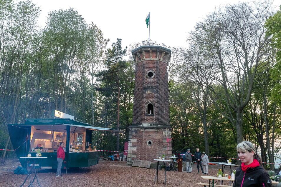 Der Lugturm wurde vor 139 Jahren eröffnet.