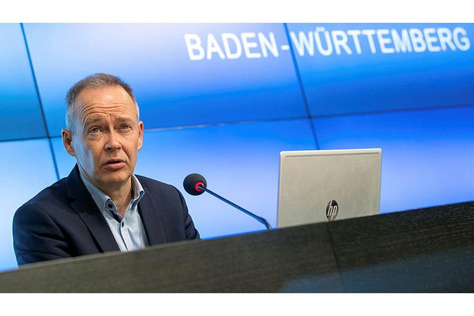 Stefan Brink, Baden-Württembergs Landesbeauftragter für Datenschutz und Informationsfreiheit