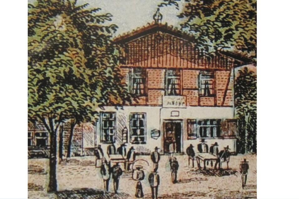 Das Jahr 1896 brachte für alle Wanderer auf den Hochstein bei Königshain eine erfreuliche Neuerung: Damals vor 125 Jahren öffnete die noch heute bestehende Hochsteinbaude.