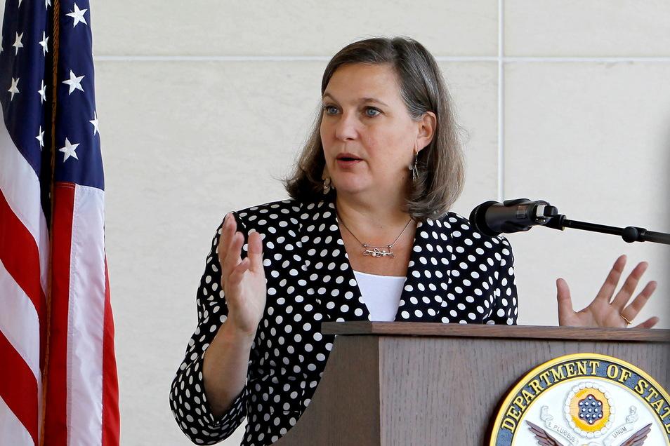 US-Diplomatin Victoria Nuland verkündete den Durchbruch