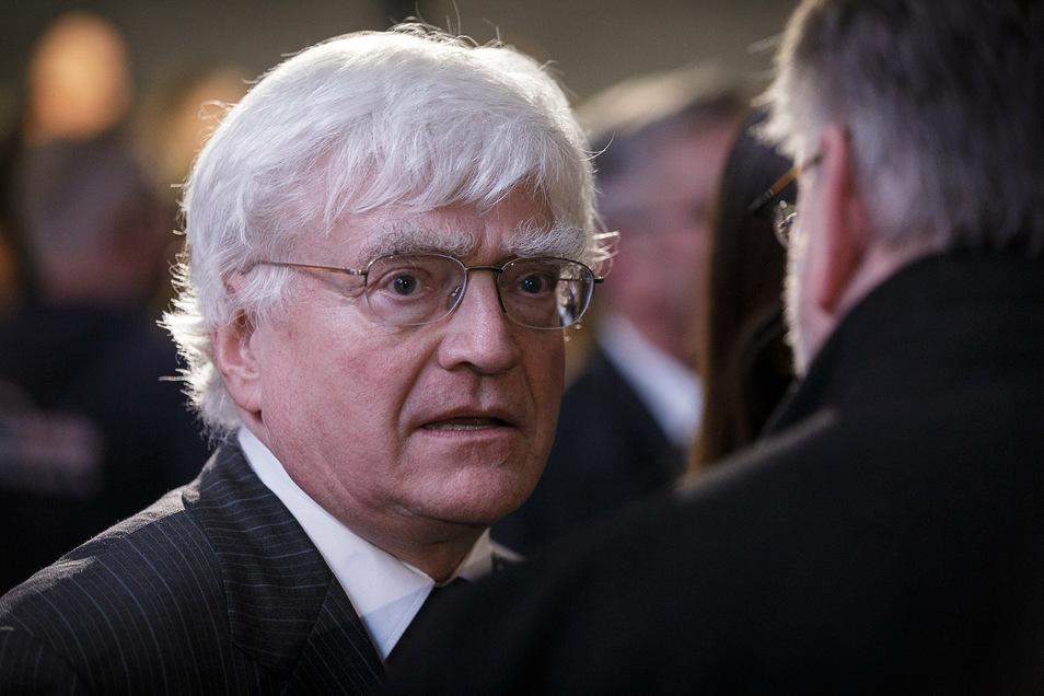 Winfried Stöcker hat in Görlitz wieder einmal eine heftige Debatte ausgelöst.