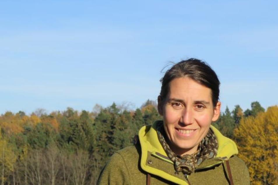 Pfarrerin Sarah Zehme ist nicht nur neue Leiterin des Kirchspiels Großenhainer Land, sondern auch in der neuen Landessynode der evangelischen Kirche.