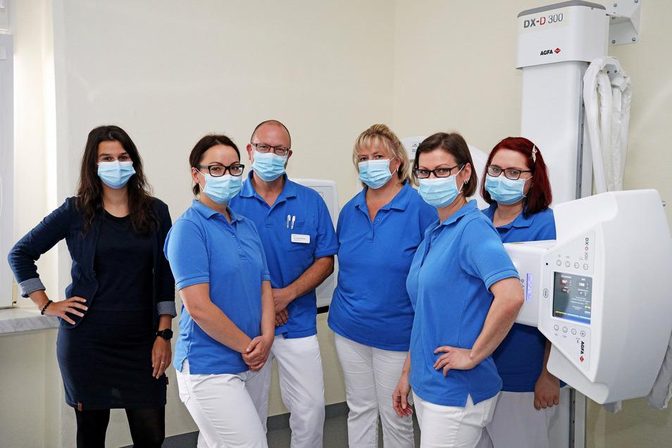 Das Team von Dr. Torsten Dietrich.