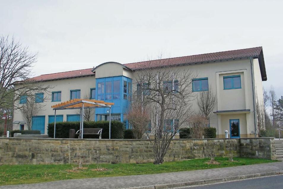 Das Gemeindeamt in Boxberg.
