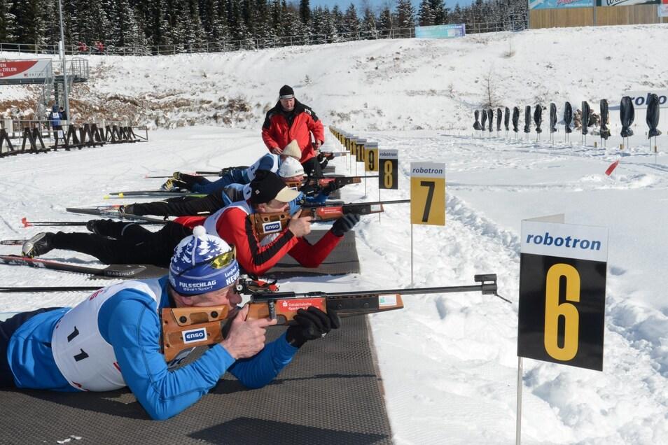 Der Auftakt der Sparkassen Kinder- und Jugendsportspiele 2020 am Sonntag in Zinnwald fällt aus.