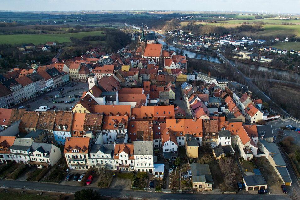 Leisnig gehört zu den sächsischen Kommunen, die Bund und Land bei ihren Bemühungen unterstützen, die historische Altstadt und den Stadtkern zu erhalten.