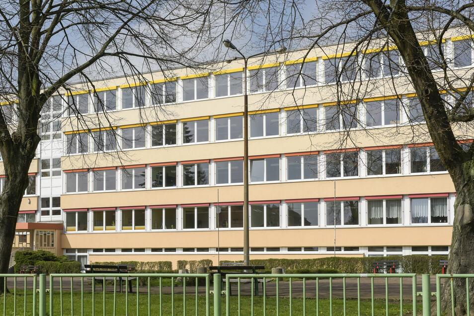 Zweimal mussten die Schüler aus der Grundschule Roßwein schon umziehen. Nun geht es in die Zielgerade.