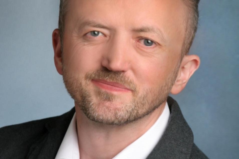 Thomas Kuhne ist der Bewerber der SPD.