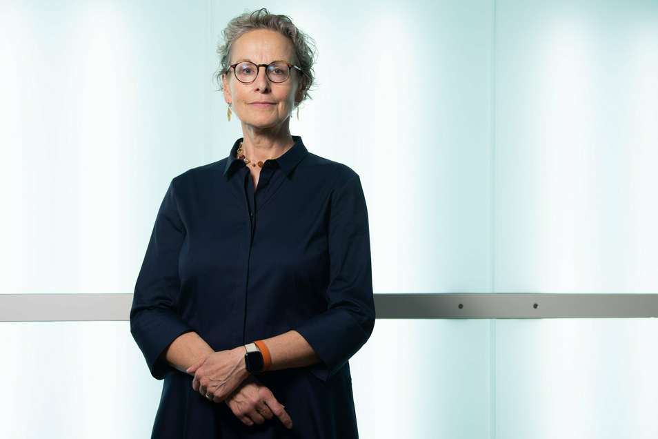 Die 61-jährige Psychologie-Professorin Ursula M. Staudinger ist die neue Rektorin von Sachsens größter Universität.