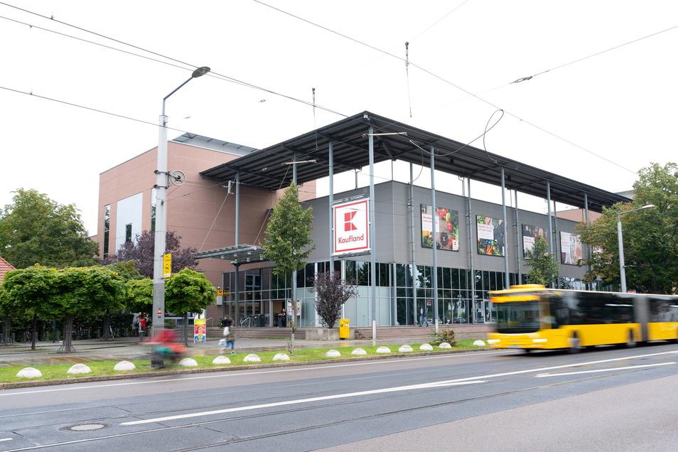 Weit vorn im Ranking befindet sich auch die Kaufland-Filiale an der Borsbergstraße.