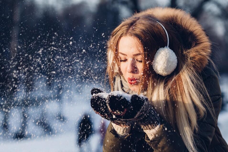 Besonders im Winter braucht die Haut gute Pflege.