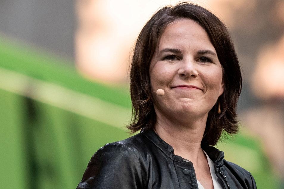 Über die Aussagen ihrer Ex-Trainerin dürfte Grünen-Kanzlerkandidatin Annalena Baerbock erfreut sein.
