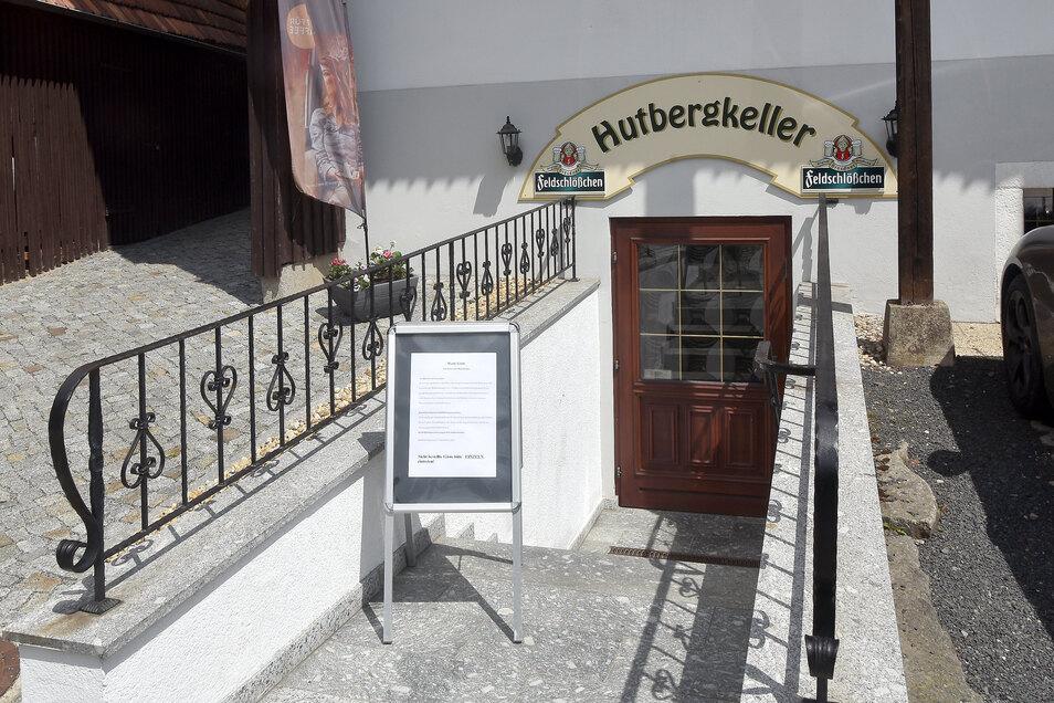 Seit 17 Uhr hat am Freitag auch der Hutbergkeller in Herrnhut wieder geöffnet.