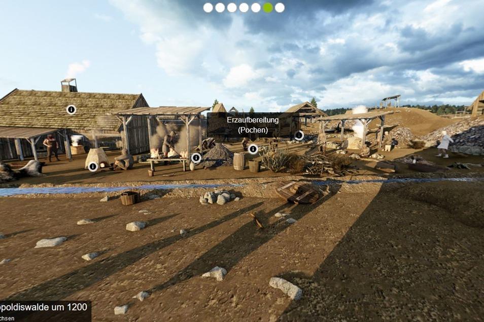 So haben die Archäologen das Leben im mittelalterlichen Dipps rekonstruiert. Die Grundlage dafür waren die Funde auf dem Obertorplatz.