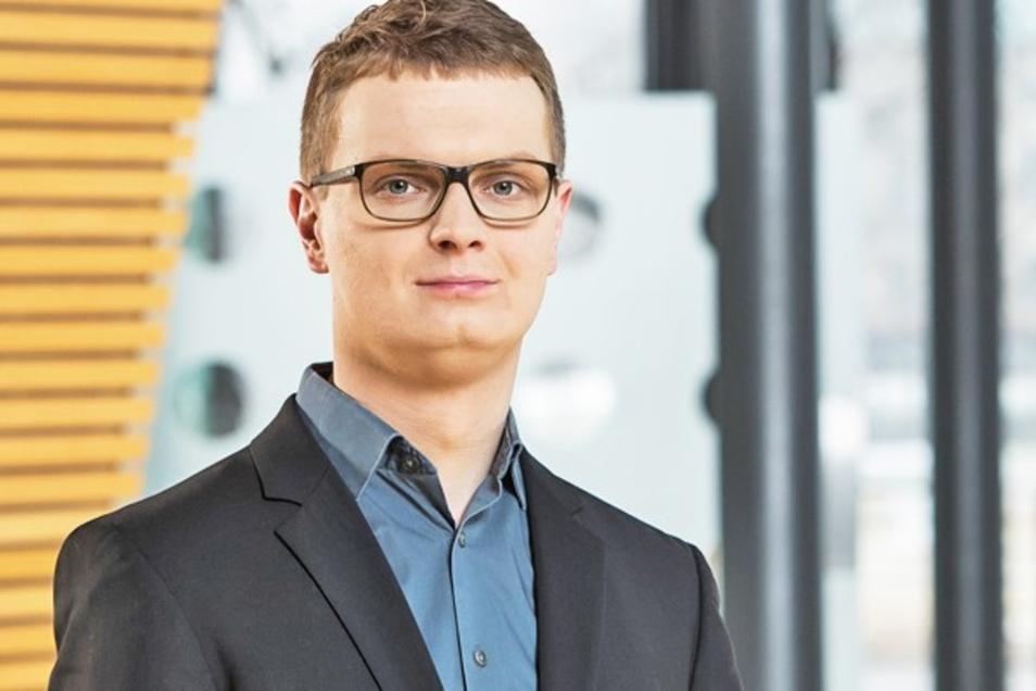 rünen-Landtagsabgeordneter Valentin Lippmann