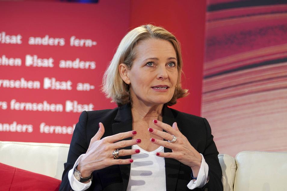 Miriam Meckel ist Publizistin und Direktorin am Institut für Medien- und Kommunikationsmanagement der Universität St. Gallen.