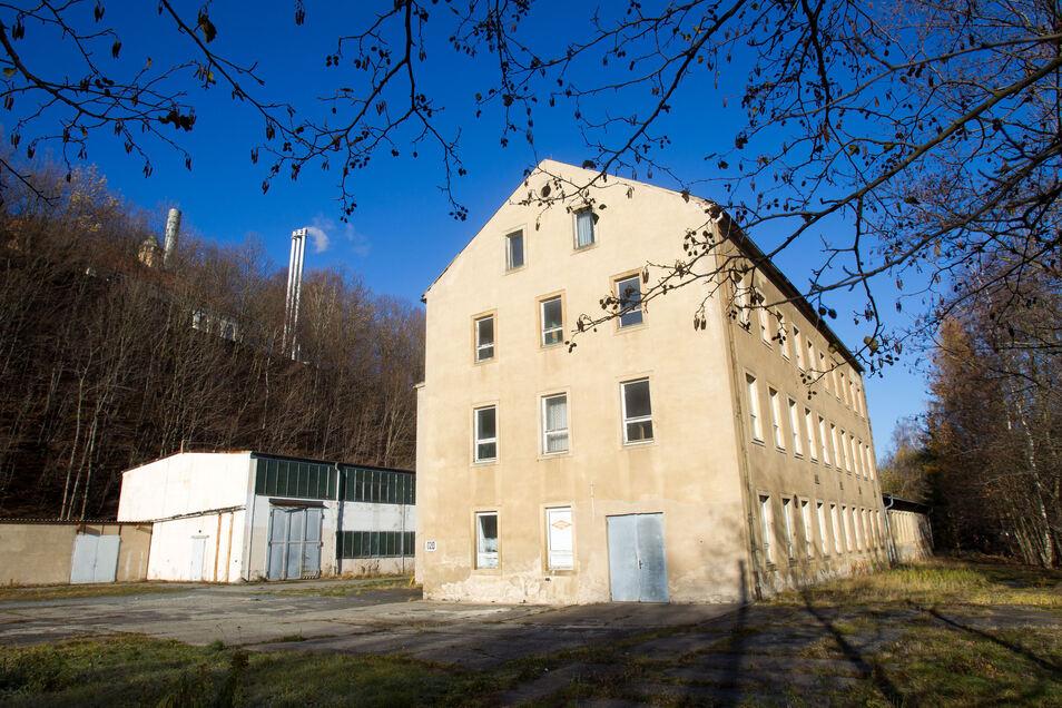 Über die Zukunft der einstigen Maschinenfabrik Bad Gottleuba  entscheiden die Wähler am Sonntag.
