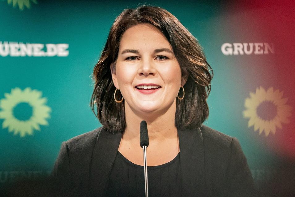Wird sie die nächste Kanzlerin? Annalena Baerbock von Bündnis 90/Die Grünen
