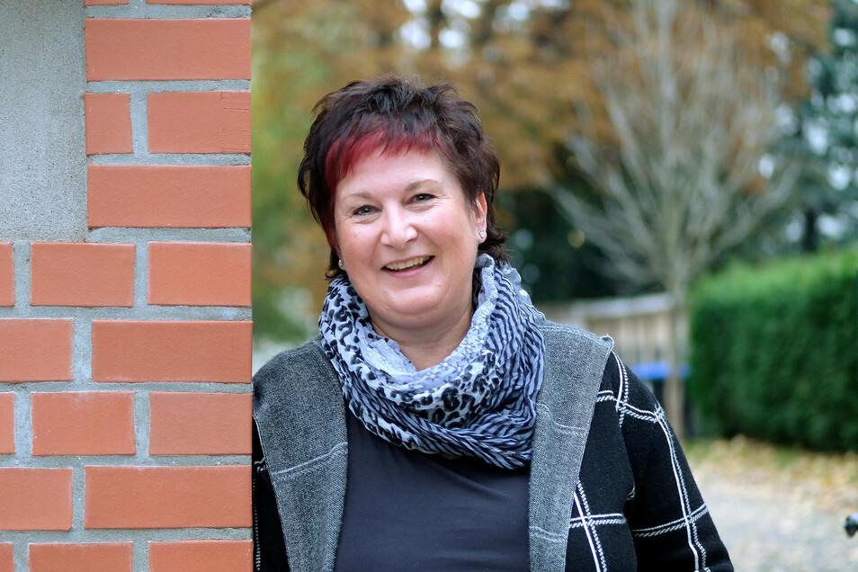 Hilfe von Mensch zu Mensch: Heike Ilc ist Koordinatorin in der Freiwilligenzentrale Meißen. Foto: Claudia Hübschmann