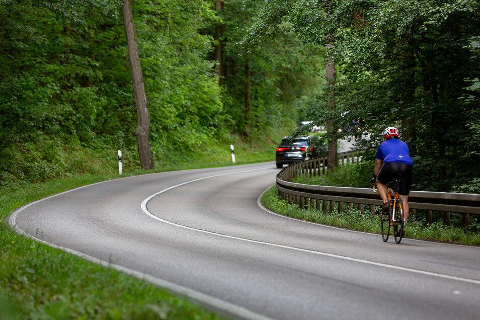 Nicht nur zwischen Freital und Possendorf fehlt ein Radweg, sondern auch zwischen Tharandt und Grumbach. Zumindest hierbei gibt es jetzt Bewegung.