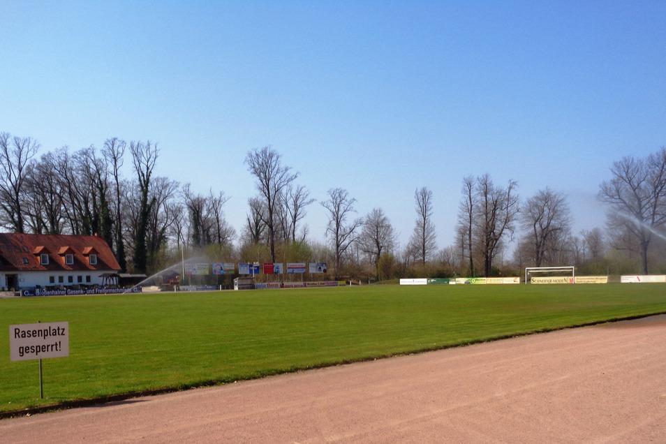 Es bleibt vorerst dabei: Der Spiel- und Trainingsbetrieb beim Großenhainer FV ruht bis mindestens 5. Juni.