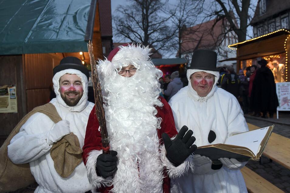 """Ins Märchenland sollen die Besucher des Leisniger Weihnachtsmarktes auch in diesem Jahr """"entführt"""" werden. Voraussetzung ist, dass die Pandemie-Schutzvorkehrungen dies zulassen."""