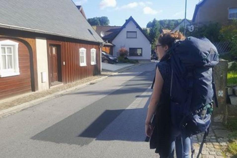 Mit dem Rucksack durch den Landkreis. An Tag der 3 der SZ-Wahlwanderung geht es nach Bautzen.