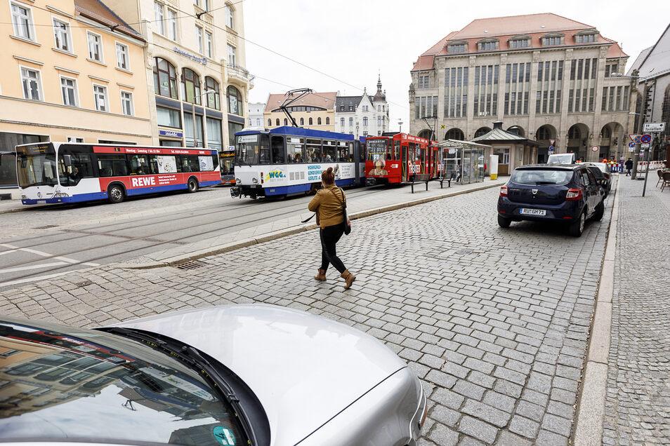 In welche Richtung soll es für den Demianiplatz gehen? Vor allem das Thema Verkehr erhitzt die Gemüter.