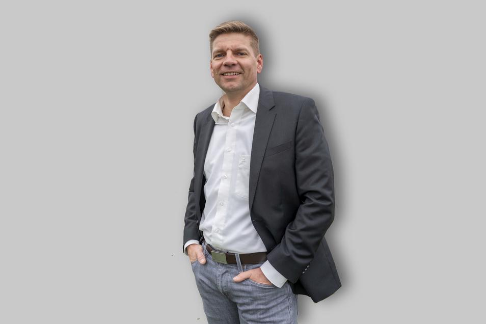Gunnar Hoffmann will nicht mehr Stadtrat in Riesa sein.