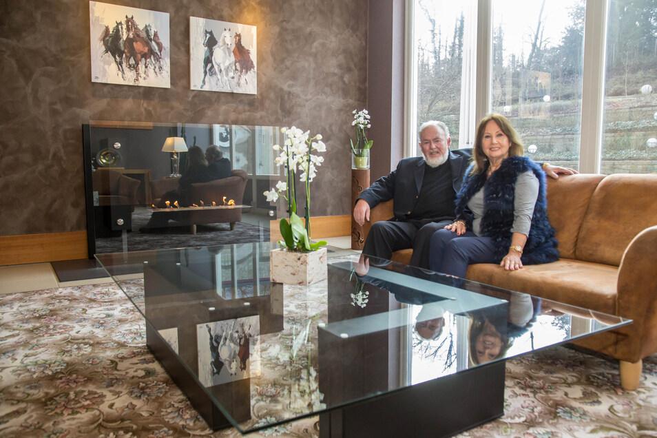 Rolf und Heidrun Lohbeck haben ihre Hotelgruppe vor über 40 Jahren gegründet. Jetzt gehört auch ein Görlitzer Haus dazu.