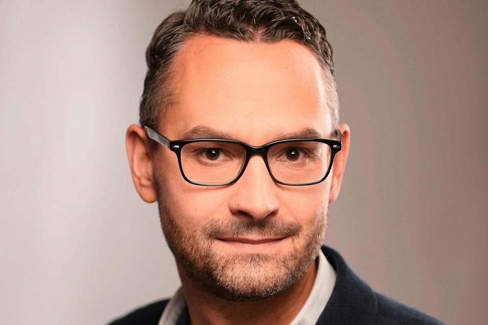 Karl Sternberger sitzt nun für die Grünen im Gemeinderat Klipphausen.