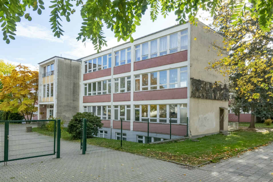 In Döbeln Ost ist der Bau eines neuen Schulkomplexes geplant.