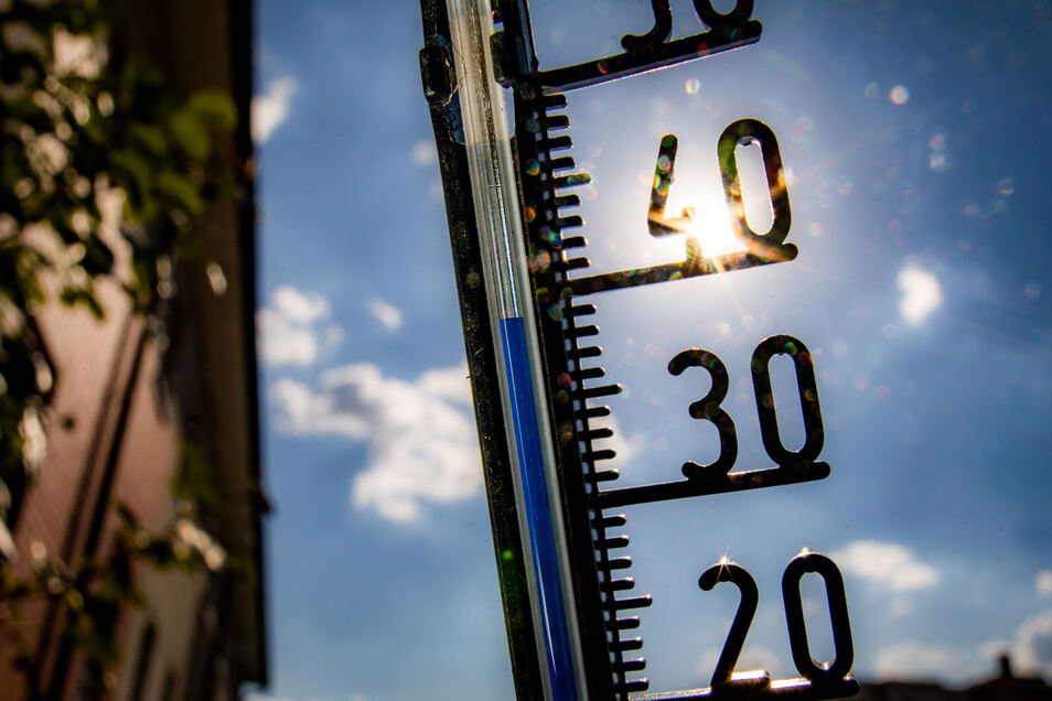 Im vergangenen Jahrhundert wurden nur in einem einzigen Sommer – und zwar im Jahr 1983 – die 40,0 Grad erreicht.
