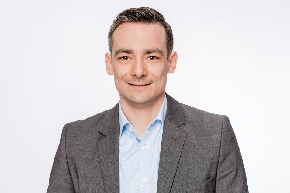FDP-Stadtbezirksbeirat Sven Gärtner.