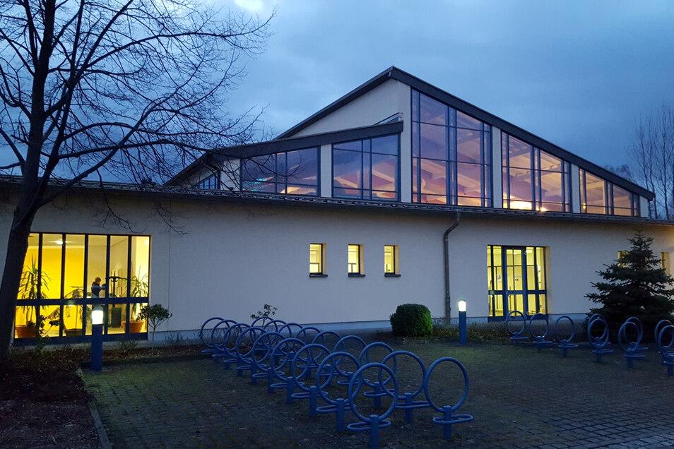 Das Trixi-Erlebnisbad in Großschönau.
